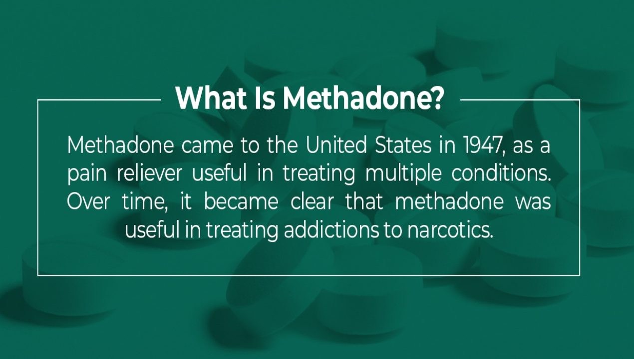 What Is Methadone And How Does It Work?